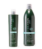 Шампунь интенсивно-увлажняющий для всех типов волос Inebrya Moisture Gentle GREEN 1000 мл