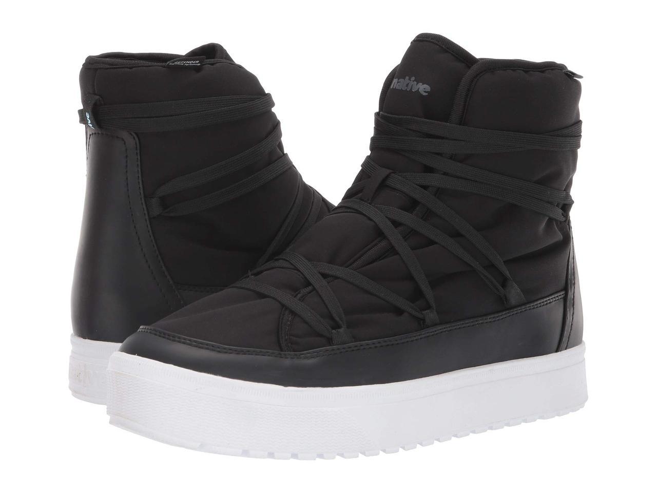 92713ff85709 Кроссовки/Кеды (Оригинал) Native Shoes Chamonix Jiffy Black/Shell White:  продажа, цена в Киеве. ...