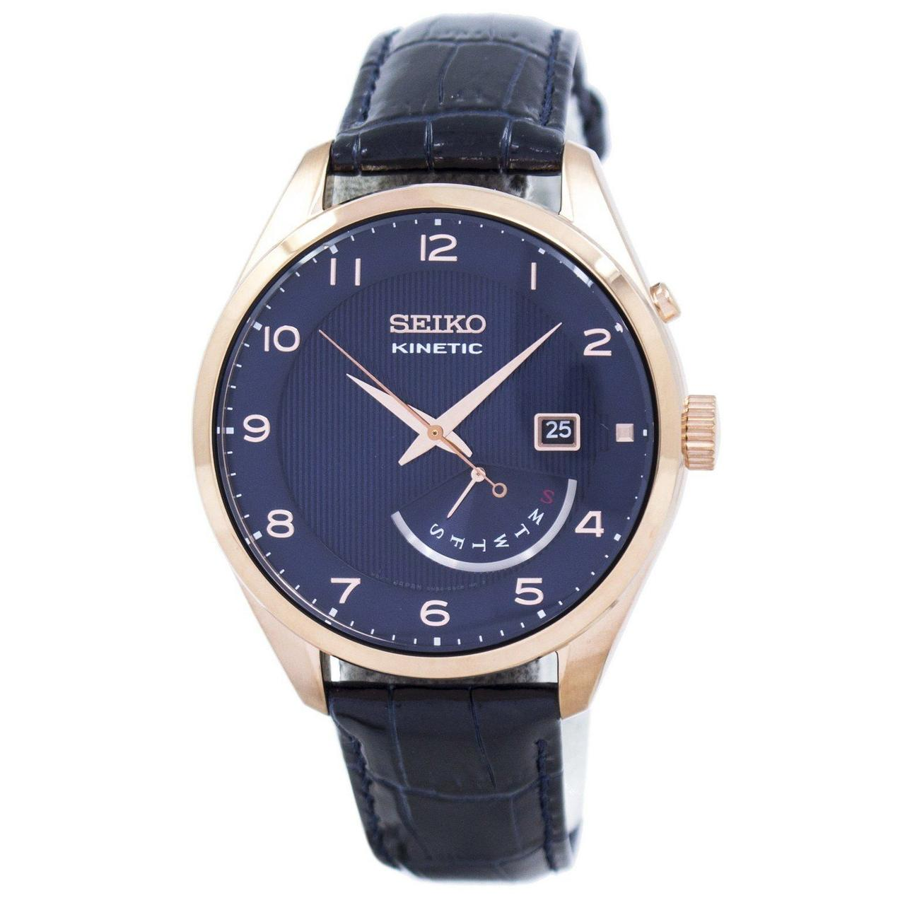 Часы Seiko SRN062P1 Kinetic