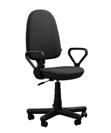 Кресло офисное на колесиках Комфорт Нью FS/АМФ-1 А-01
