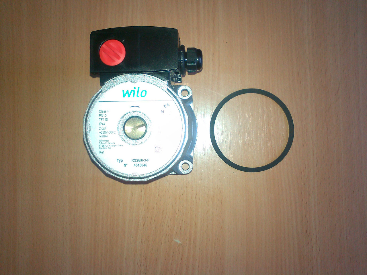 Насос Wilo RS 25/6-130 46W/67W/93W.Оригинал.Голова