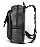 Рюкзак Fashion чорний, фото 4