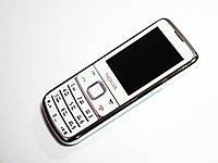 "Телефон Nokia 6700 TV (S356+) Белый - 2Sim  - 2.2"" - металлический корпус"