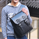Рюкзак Fashion чорний, фото 3