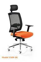 Комфортное кресло для офиса - Модель 560R C материал высокого качества