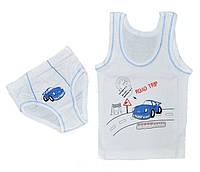 Комплект детского нижнего белья  на мальчика Размер 4.