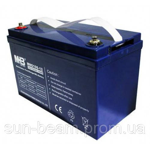 Поставка гелевых аккумуляторов MHB Battery