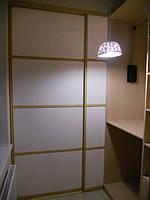 Раздвижные двери из нутри комнаты