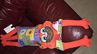 """Подушка іграшка дитяча для дивану """"Киця"""""""
