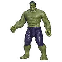 Электронный Халк-гигант (Хасбро, Титан) - Hulk, Avengers, Titan Hero Tech, Hasbro , фото 1