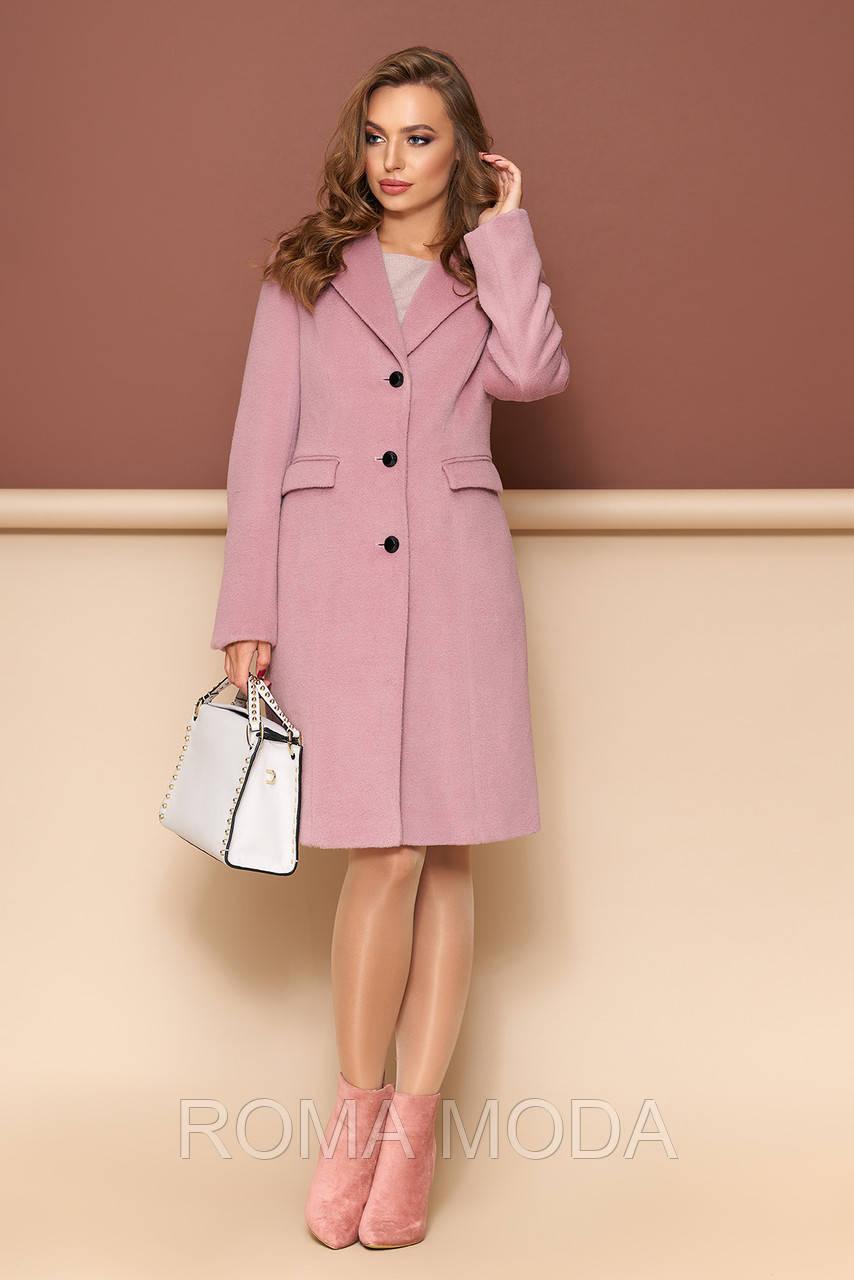 Пальто женское демисезонное классическое Р-36