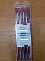 Электрод вольфрамовый WT-20 диаметр 1 мм