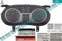 Панель приборов ( спидометр / щиток приборов ) 8200261102 Renault CLIO II