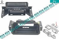 Молдинг / декоративная накладка панели ( корпус информационного  дисплея ) 8200069064 Renault CLIO II