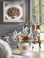 Эксклюзивные лебеди в гостиную