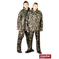 Дождевой комплект камуфляжный (куртка+брюки)