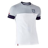 Футболка для футбола FF1100 Anglia Kipsta мужская