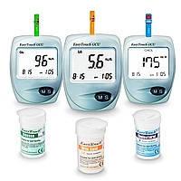 Аппарат для оценки уровня глюкозы / холестерина в крови