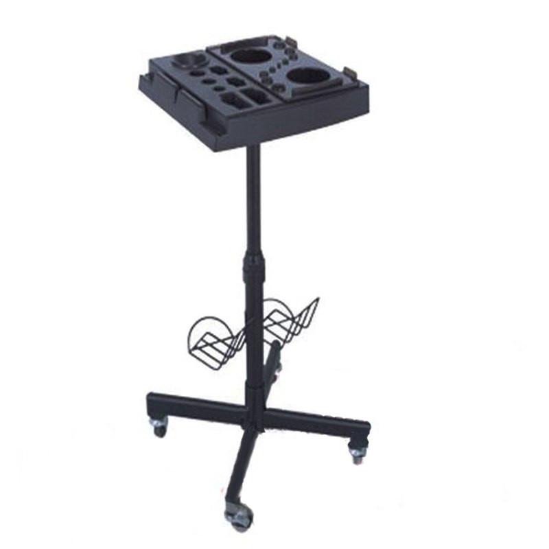 Парикмахерская тележка Т-003 (черная)