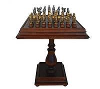 Шикарный шахматный стол с экраном и вдохновлены фигурами Римской Империи 160MW+TAV217