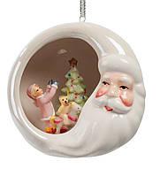 Фигурка подвесная Pavone Новогодние радости 8 см, КОД: 177867