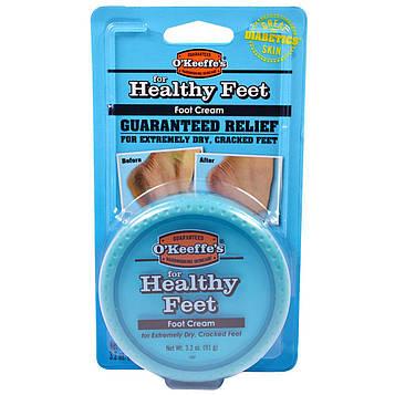 OKeeffes, Крем для здоровья ног, 3.2 унций (91 г)