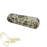 Подушка декоративная Валик гобелен