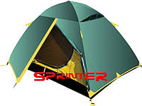 Палатка туристическая (трёхместная), фото 1