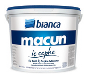 Шпатлевка интерьерная Bianca, 25 кг