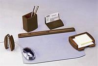 Галантерея офисная - набор Murano - Орех - 5093DDX