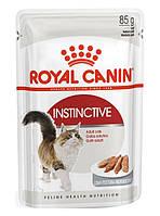Роял Канин Instinctive Loaf паштет для кошек старше 1 года, 0,085 кг
