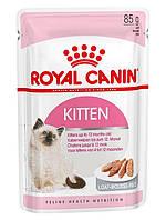 Роял Канин Kitten Loaf паштет для котят от 4 месяцев, 0,085 кг