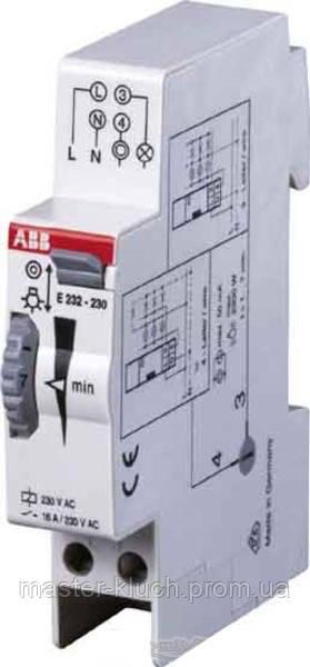 Реле времени электромеханическое E232-230 ABB