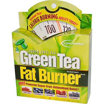 Appliednutrition, Сжигатель жира с зеленым чаем