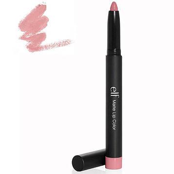 E.L.F. Cosmetics, Матовый карандаш для губ, Натуральный оттенок, 0,06 унции (1,8 г)