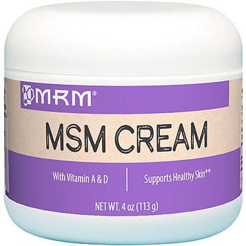 MRM, Крем с метилсульфонилметаном, 4 унц. (113 г)