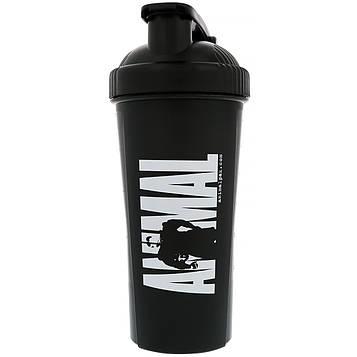 Universal Nutrition, Стакан-шейкер Animal, Черный/белый, 30 унц.