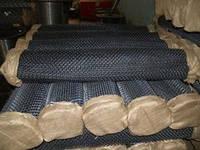 Сетка плетеная ГОСТ 5336-80 35х1,8 оцинкованная