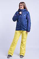 Куртка женская лыжная Avecs S Темносиняя, КОД: 150662