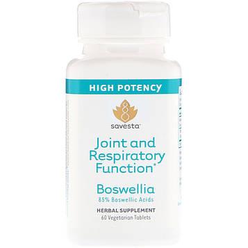 Savesta, Босвеллия, 60 таблеток на растительной основе
