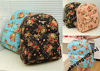 Стильный Японский рюкзак Hana (цветок - японск.)