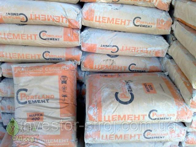 цена цемента в Харькове