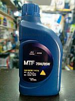 Масло для МКП Mobis ✔ MTF 75W/85W ✔ GL-4 ✔ емкость 1 л.
