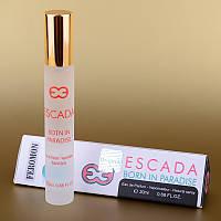 Женская туалетная вода с феромонами Escada Born in Paradise 20 ml (в треугольнике) ASL