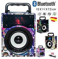 Портативная Bluetooth колонка, фото 1
