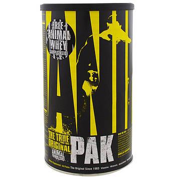 Universal Nutrition, Энимал Пек, спортивная добавка, 44 пакетика