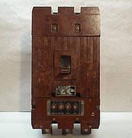 Автоматический выключатель А 3794 400А