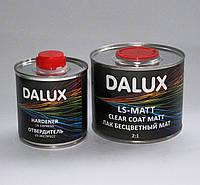 Автомобильный матовый лак DALUX 0.5л+отвердитель 0,25л