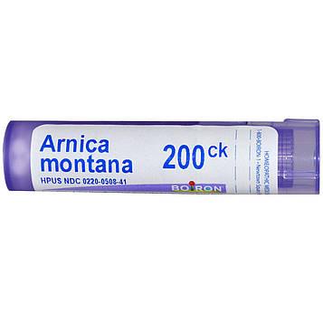 Boiron, Single Remedies, Арника горная, 200 СК, прибл. 80 гранул
