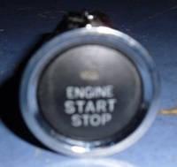Кнопка старт стоп запуска двигателя выключатель Toyota Corolla Verso  2004-2009 15A710